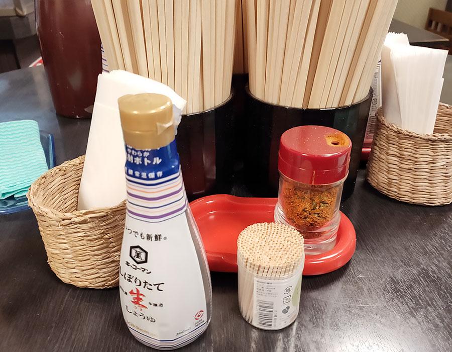 「ゆで太郎 麹町3丁目店」で「朝定食Cセット[納豆](380円)」のモーニング[麹町]