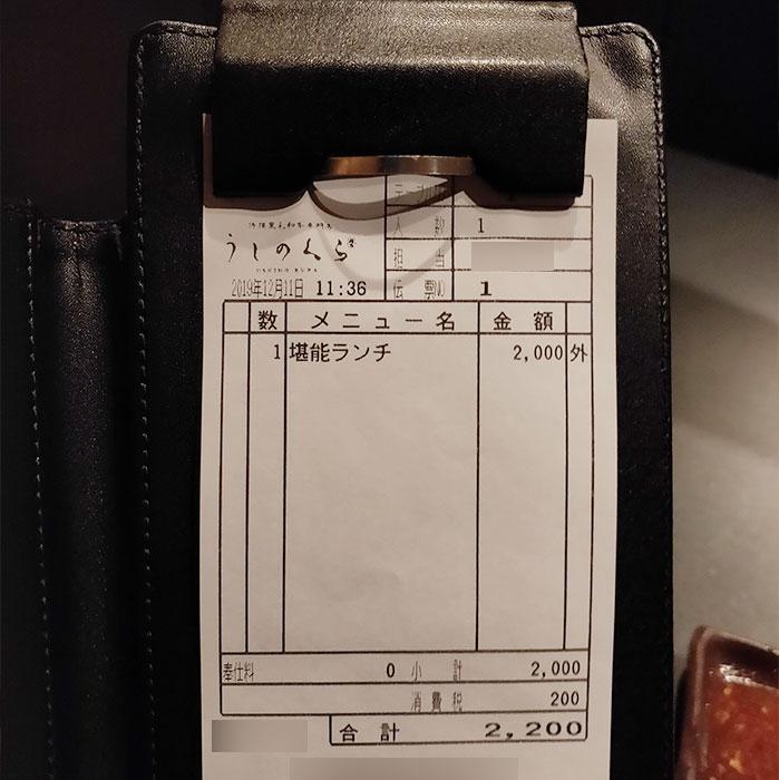 「特選黒毛和牛専門店 薩摩 うしのくら 四谷店」で「堪能ランチセット(2,200円)」