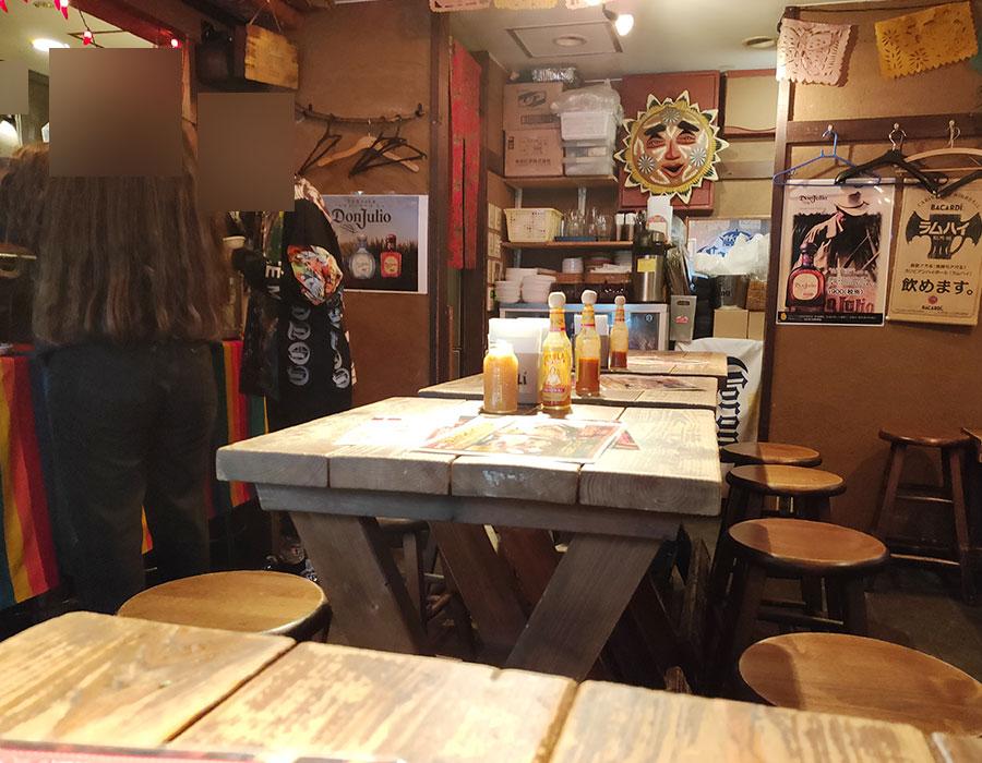 メキシコ料理「サルサカバナ バール 四谷店」で「ブリトーランチ(1,000円)」