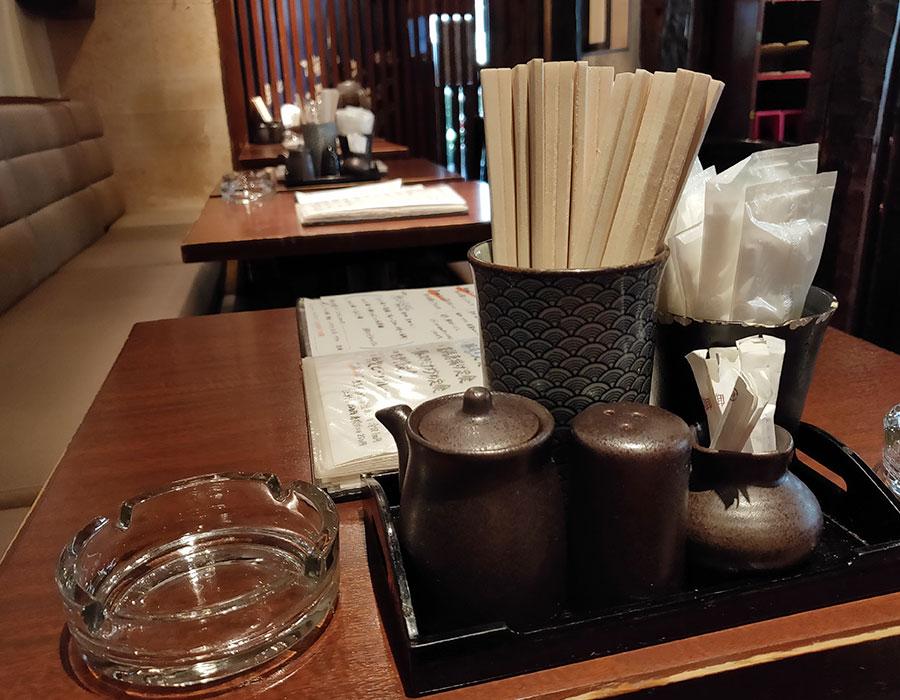 「手だれ屋敷 九段下」で「手だれご膳(1,050円)」のランチ