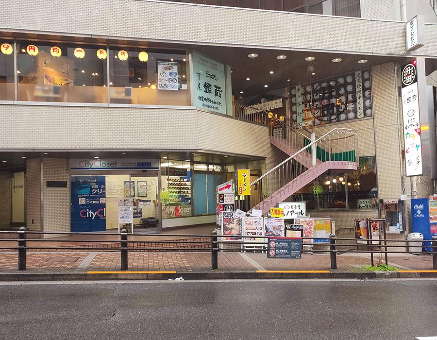 「すし屋銀蔵 市ヶ谷店」で「あやめにぎり(1,000円)」のランチ