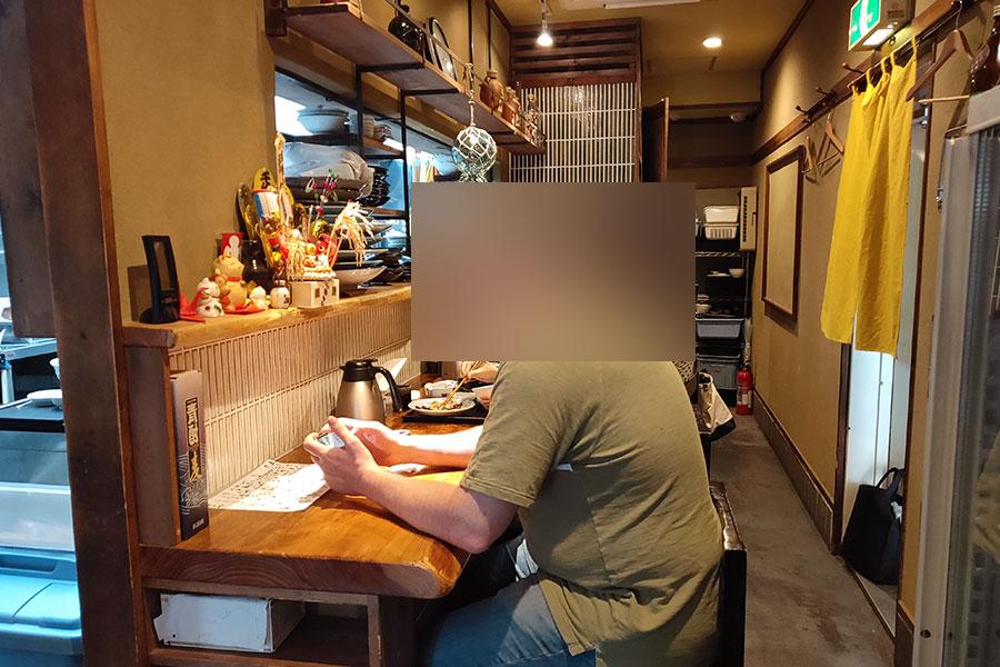 「魚魚や 鯛一」で「日替り丼(1,000円)」のランチ[四ツ谷]