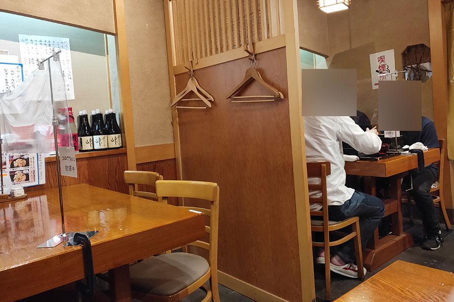 「すわ庵 本店」で「天丼と蕎麦1枚(1,050円)」のランチ[麴町]