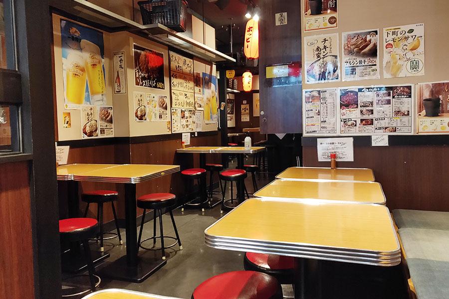 「鉄板酒場 鐵一 四ツ谷店」で「塩とんてき定食(730円)」のランチ