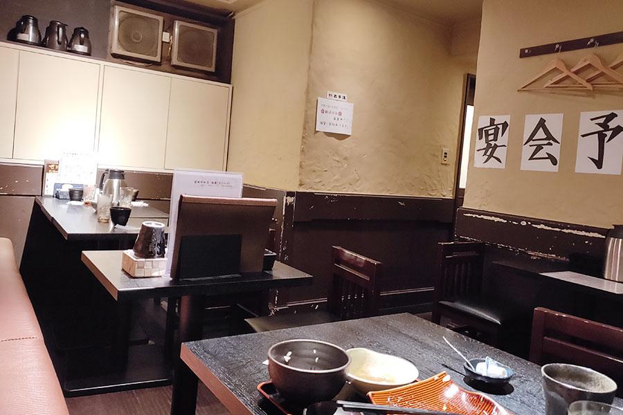 「テツイチ」で「唐揚げ&味噌カツ(850円)」のランチ[麴町]