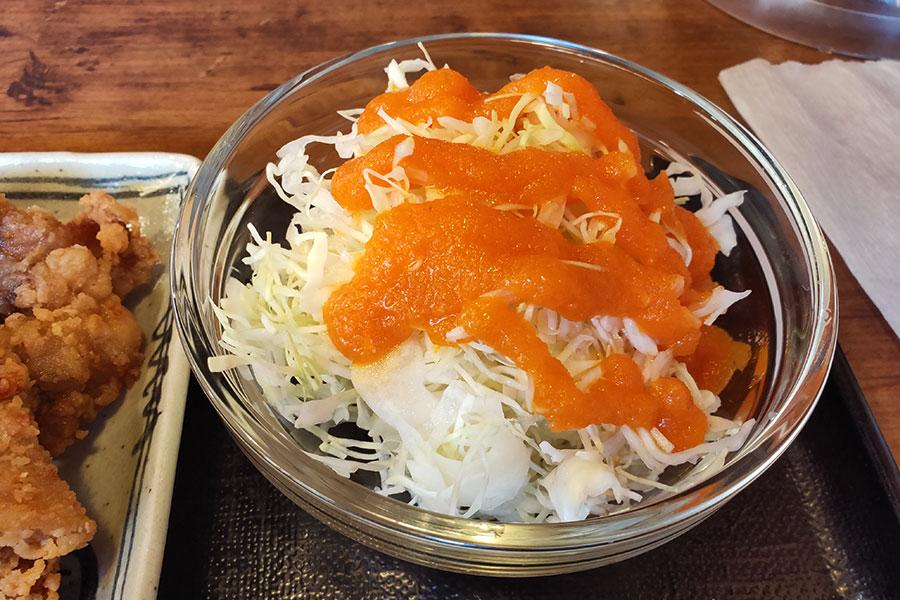 「串八珍 半蔵門店」で「鶏唐揚げ定食[大](780円)」のランチ