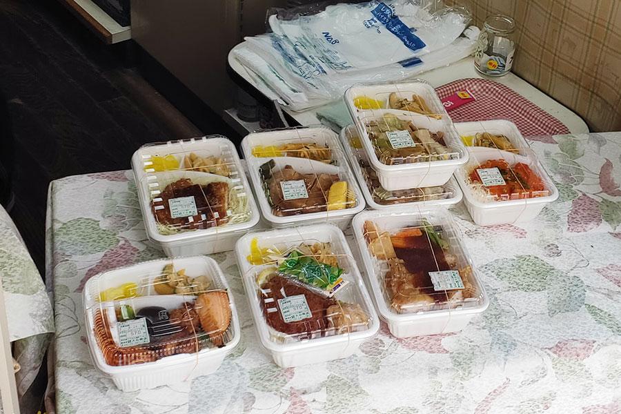 「お米のこばやし」で「海南鶏飯[ハイナンチーファン](570円)」のお弁当