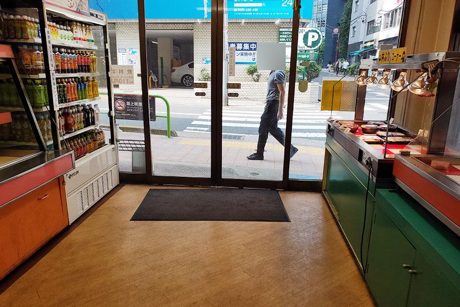 「キッチンレタス 平河町店」で「カツカレー(600円)」のお弁当[半蔵門]