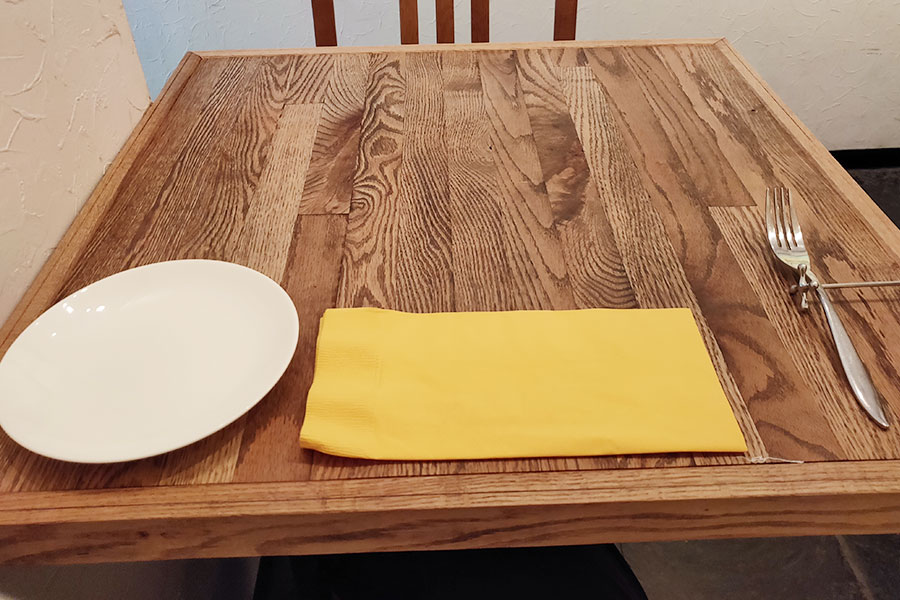 「アレグリア(ALLEGRIA) イタリア食堂&Bar」で「エゾ鹿のラグーソース クミン風味(1,000円)」のランチ