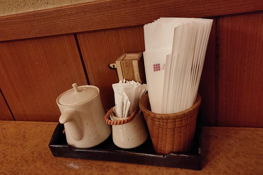 「酒処 こみち」で「週替わり稲庭うどんセット(1,050円)」のランチ[麴町]