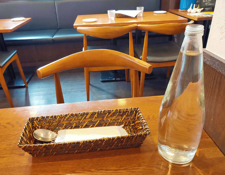 「スオーロ・ダル・スオーロ」で「選べるパスタランチ(1,200円)」