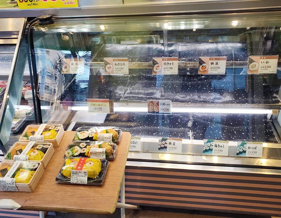 寿司店の「海鮮三崎港」「すし三崎丸」など