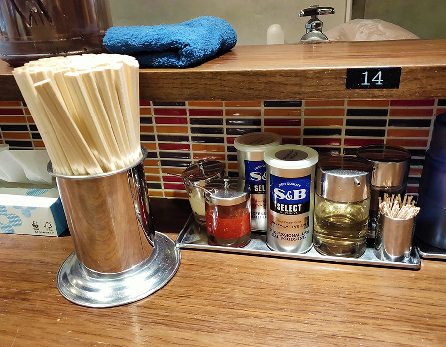 「お茶の水、大勝軒 BRANCHING」で「復刻版もりカレー(980円)」[九段下]